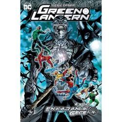 Arkabahçe - Green Lantern Cilt 11 En Karanlık Gece 2. Kitap