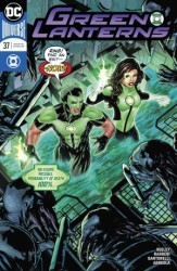 DC - Green Lanterns # 37