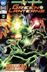 DC - Green Lanterns # 43
