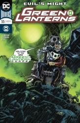 DC - Green Lanterns # 55
