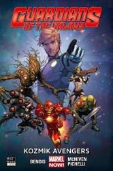 Marmara Çizgi - Guardians of The Galaxy Cilt 1 Kozmik Avengers