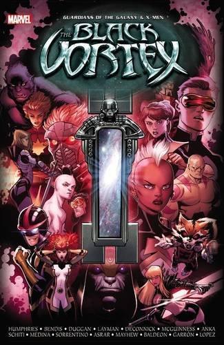 Marvel - Guardians of the Galaxy & X-Men The Black Vortex TPB