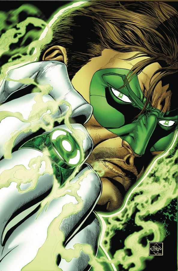 DC - Hal Jordan And The Green Lantern Corps (Rebirth) Vol 1 Sinestro's Law TPB