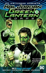 DC - Hal Jordan And The Green Lantern Corps (Rebirth) Vol 3 Quest For Hope