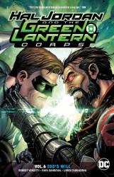DC - Hal Jordan And The Green Lantern Corps (Rebirth) Vol 6 Zod's
