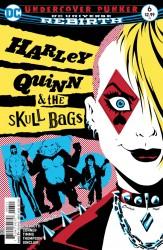 DC - Harley Quinn # 6