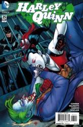 DC - Harley Quinn (New 52) # 25 1:25 Amanda Conner Variant
