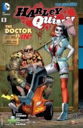 DC - Harley Quinn (New 52) # 5