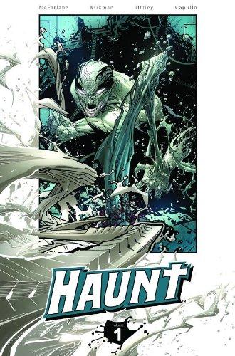 Image - Haunt Vol 1 TPB