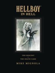 Dark Horse - Hellboy In Hell Library Edition HC