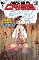 DC - Heroes In Crisis # 6