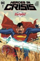 DC - Heroes In Crisis # 7