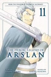 Kodansha - Heroic Legend Of Arslan Vol 11 TPB