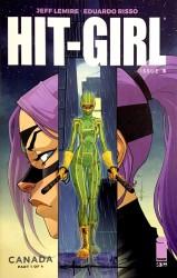 Image - Hit Girl # 5 Özgür Yıldırım Variant Özgür Yıldırım İmzalı Sertifikalı