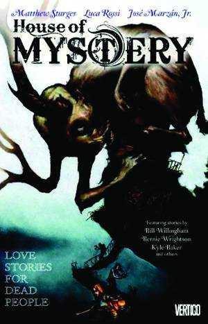 Vertigo - House Of Mystery Vol 2 Love Stories For Dead People TPB