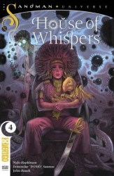 DC - House Of Whispers # 4