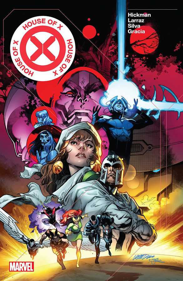 Marvel - House Of X Powers Of X TPB