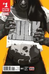 Marvel - Hulk # 1 NOW