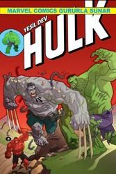 Marmara Çizgi - Hulk # 181 500 Limitli Özgür Yıldırım Variant