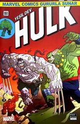Marmara Çizgi - Hulk # 181 250 Limitli Özgür Yıldırım Variant