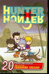 Diğer - Hunter X Hunter Vol 20 TPB