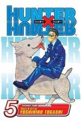 Diğer - Hunter X Hunter Vol 5 TPB
