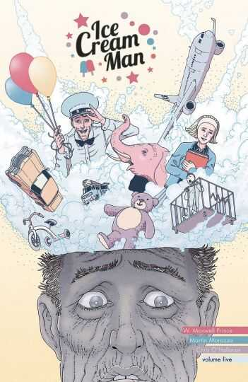 Image - ICE CREAM MAN VOL 5 OTHER CONFECTIONS TPB