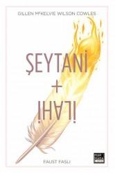 Marmara Çizgi - Şeytani + İlahi Cilt 1 Faust Faslı