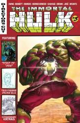 Marvel - Immortal Hulk Directors Cut # 3