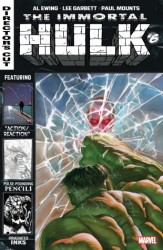 Marvel - Immortal Hulk Directors Cut # 6