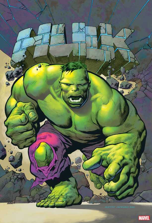 Marvel - IMMORTAL HULK FLATLINE # 1 NOWLAN VAR