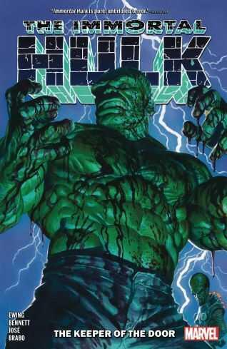 Marvel - IMMORTAL HULK VOL 8 KEEPER OF THE DOOR TPB