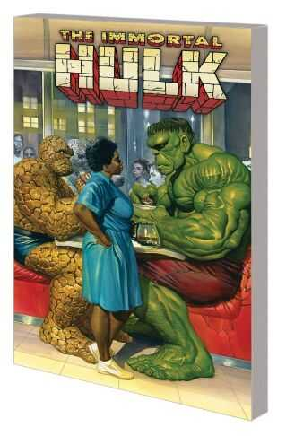 Marvel - IMMORTAL HULK VOL 9 WEAKEST ONE THERE IS TPB