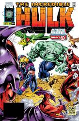 Marvel - Incredible Hulk (1st Series) # 445 VF+