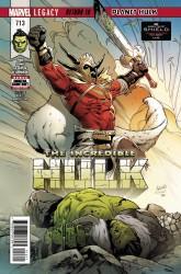 Marvel - Incredible Hulk # 713