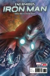 Marvel - Infamous Iron Man # 11