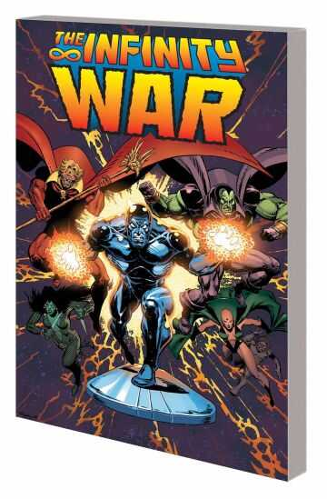 Marvel - Infinity War Aftermath TPB
