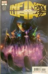 Marvel - Infinity Wars # 2 Unmasked Secret Variant Gerry Duggan İmzalı Sertifikalı
