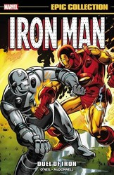 Marvel - Iron Man Epic Collection: Duel of Iron TPB