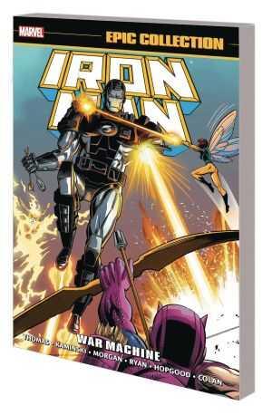 Marvel - Iron Man Epic Collection War Machine TPB
