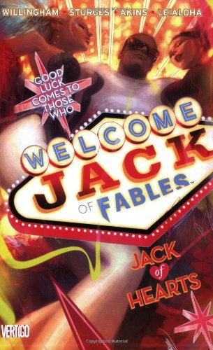 Vertigo - Jack of Fables Vol 2 Jack of Hearts TPB