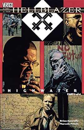 Vertigo - John Constantine Hellblazer (1988) # 164