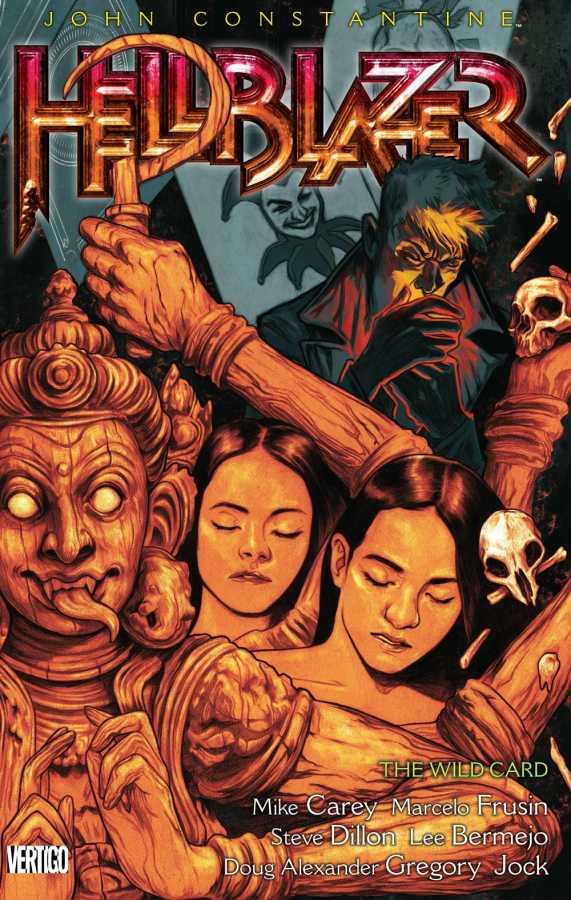 Vertigo - John Constantine Hellblazer Vol 16 Wild Card