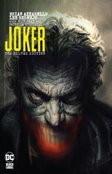 DC - Joker Deluxe Edition HC