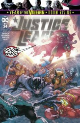 DC - Justice League (2018) # 34