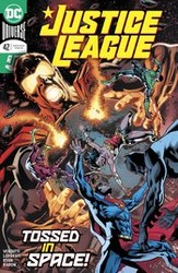 DC - Justice League (2018) # 42