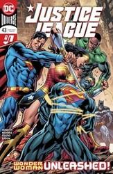 DC - Justice League (2018) # 43