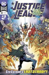DC - Justice League (2018) # 38