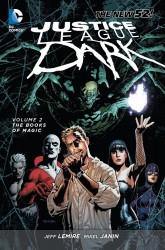 DC - Justice League Dark (New 52) Vol 2 The Books of Magic TPB