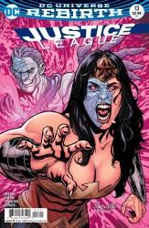 DC - Justice League # 13 Variant